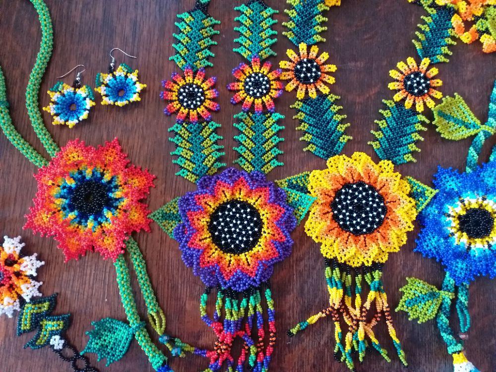 Huichol Beadwork - Jewellery