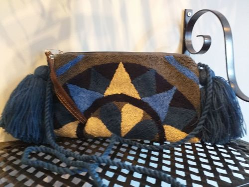 Colombian Wayuu HandBag - Design 1