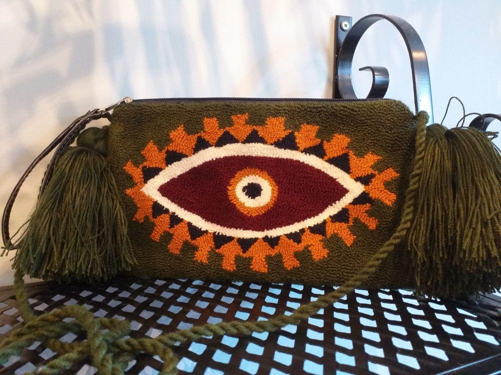 Colombian Wayuu HandBag - Design 3