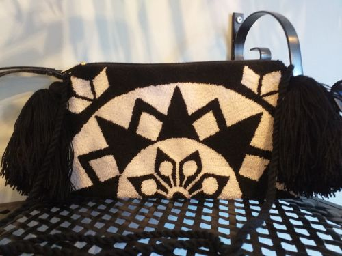 Colombian Wayuu HandBag - Design 4