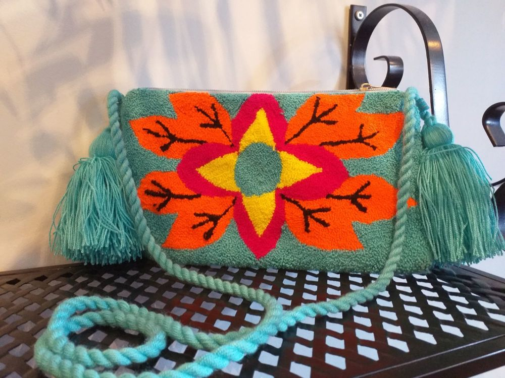 Colombian Wayuu HandBag - Design 5