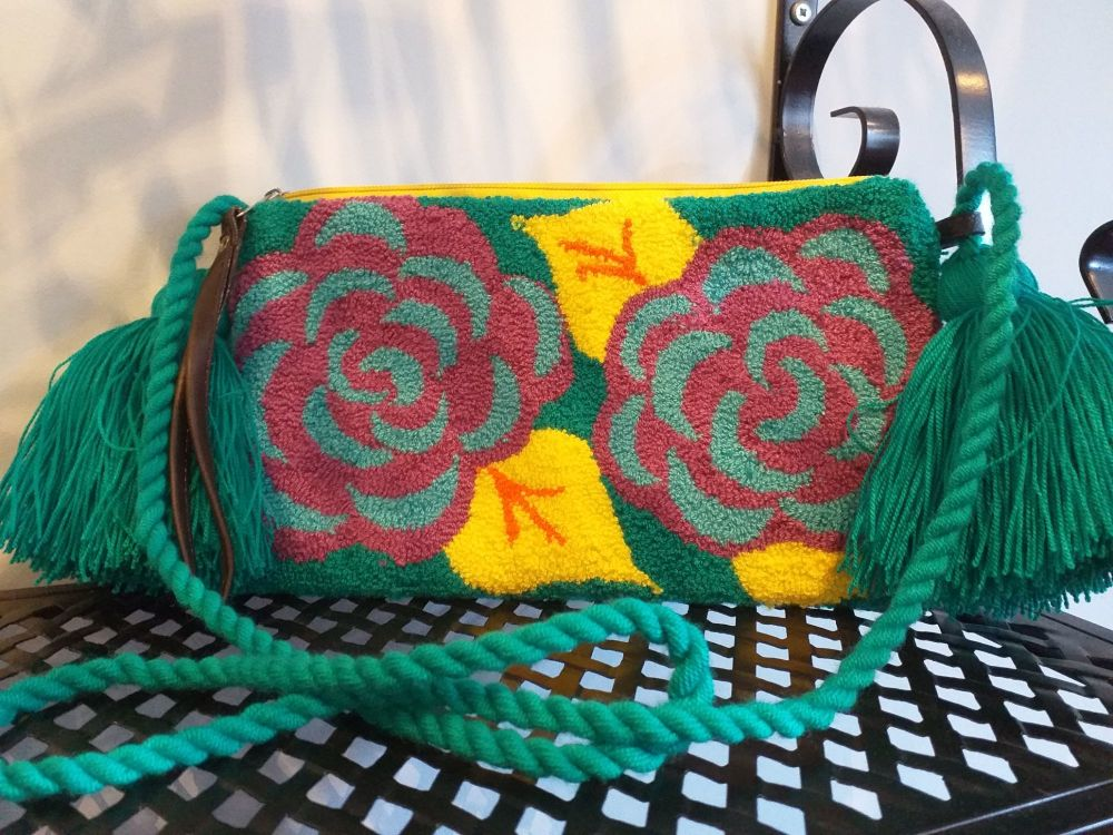 Colombian Wayuu HandBag - Design 8