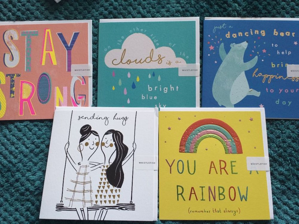 Greeting Cards & Giftwrap