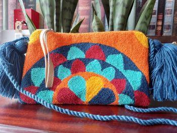 Colombian Wayuu HandBag - Design A