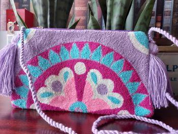 Colombian Wayuu HandBag - Design G