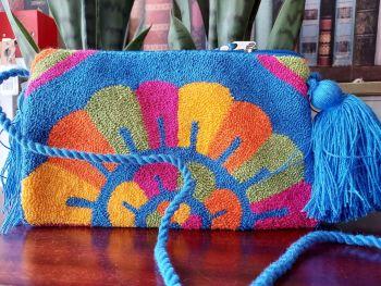 Colombian Wayuu HandBag - Design N