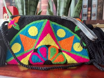 Colombian Wayuu HandBag - Design L