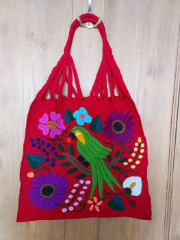 Embroidered Mexican Bag - CC