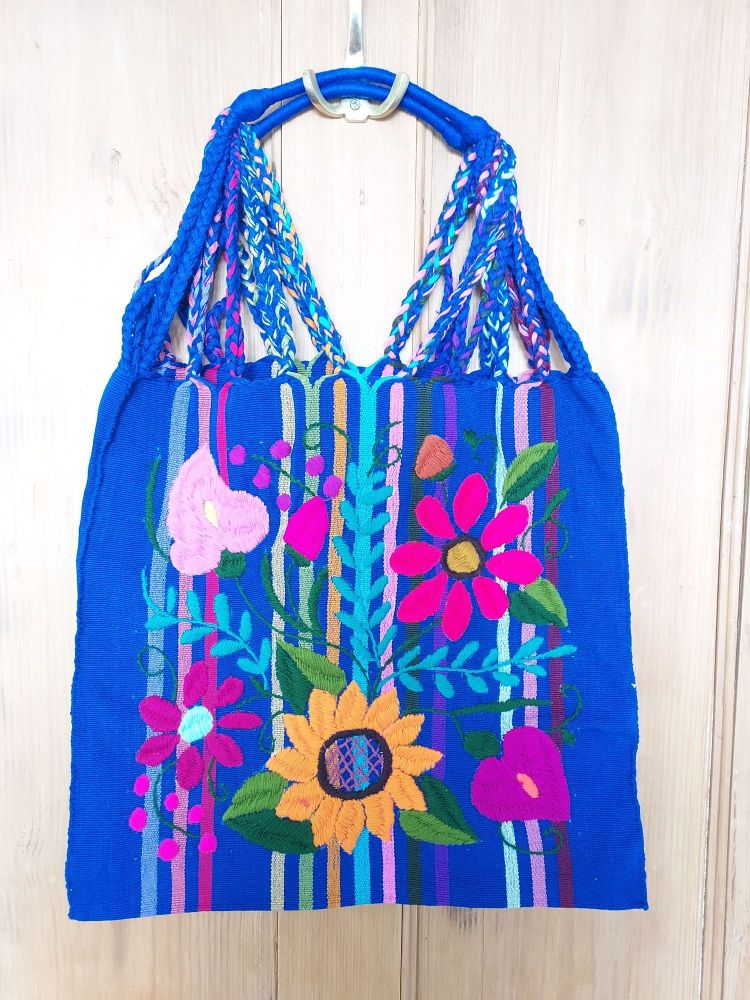 Embroidered Mexican Bag - BB