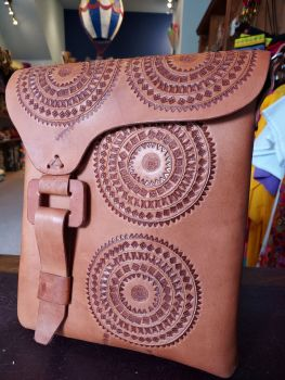 Mexican Leather Bag - 9