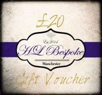 £20 Gift Voucher For H L Bespoke