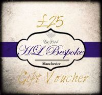 £25 Gift Voucher For H L Bespoke
