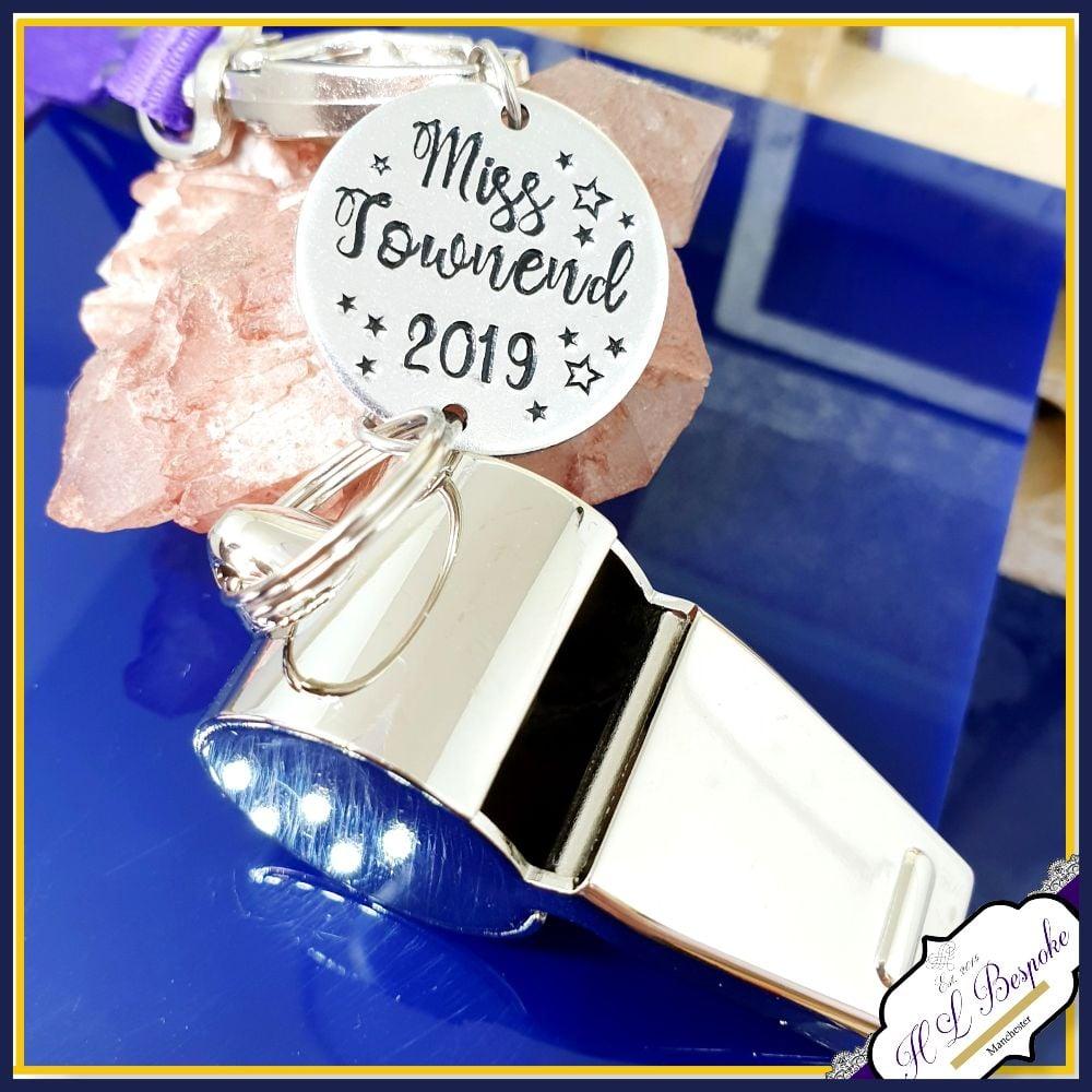 <!-- 014 --> Personalised Teacher/Childminder Gift