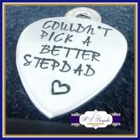 Stepdad Gift - Stepdad Guitar Pick - I Couldn't Pick A Better Stepdad - Stepfather's Day Gift - Stepdad Gift - Stepfather Guitar Pick