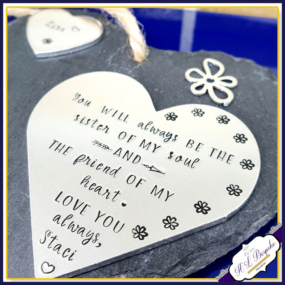 Personalised Hanging Slates