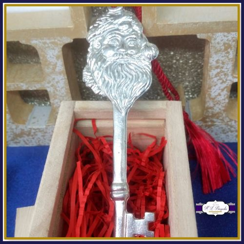 Limited Edition Personalised Magic Key in Keepsake Gift Box and With Poem -