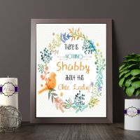 Shabby Chic Room Decor - Shabby Chic Print - Gift For Chic Lady - Shabby Chic Themed Room Decor - Pretty Shabby Chic Art - Chic Bedroom Deco