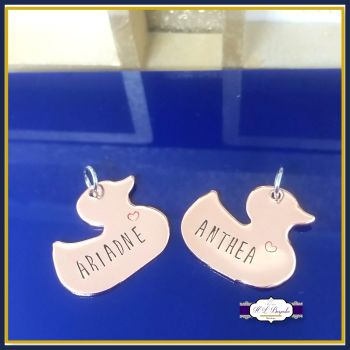 Additional Ducks for Daddy Duck / Mummy Duck Keyring