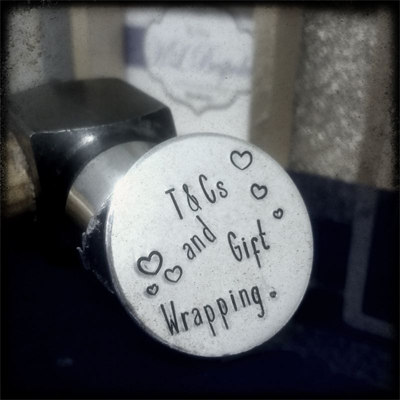 Click Me To Find Out About Our T&Cs & Gift Wrapping Service