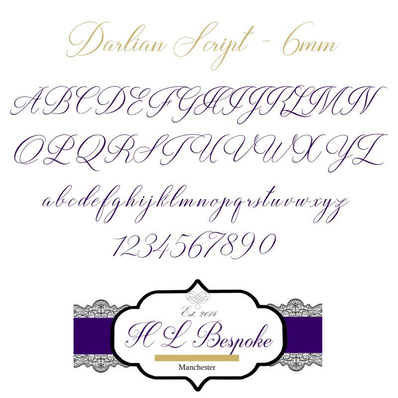 Darlian Script