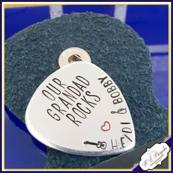 087c860219ef You Rock Guitar Pick - You Rock Grandad - Father s Day Gift - Godfather  Gift -
