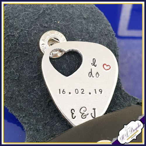 Wedding Guitar Pick - Music Groom Gift - Wedding Day Gift - Music Wedding G
