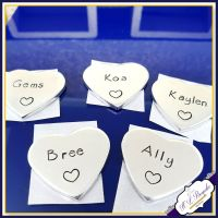 Additional Hearts For Family Trees