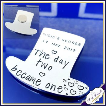 Wedding Date Reminder Gift - Wedding Date Gift - Wedding Date Magnet - Custom Wedding Magnets - Engagem
