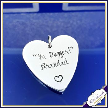 Groom Bouquet Memorial Charms - Memorial Charm for Groom - Groom Buttonhole Charm - Charm for Groom - In Memory Of Charm For Groom - Groom