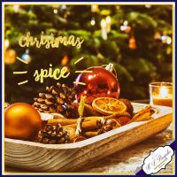 Christmas Spice Soy Wax Melts - Spicy Christmas Wax Melts Highly Scented Wax Tarts - Cinnamon Melts - Vegan & Eco Friendly Melts