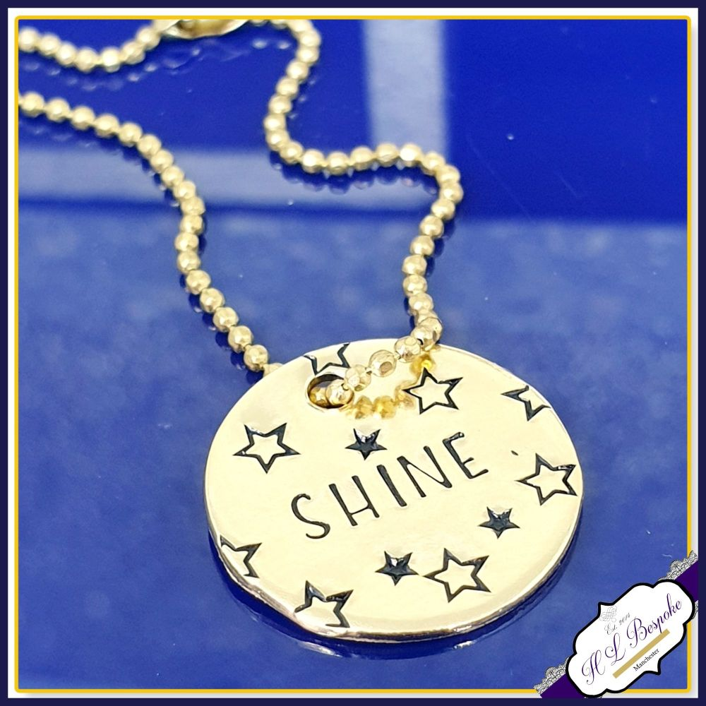 Personalised Planner Charm - Gold Planner Charms - Planner Accessories - Pl