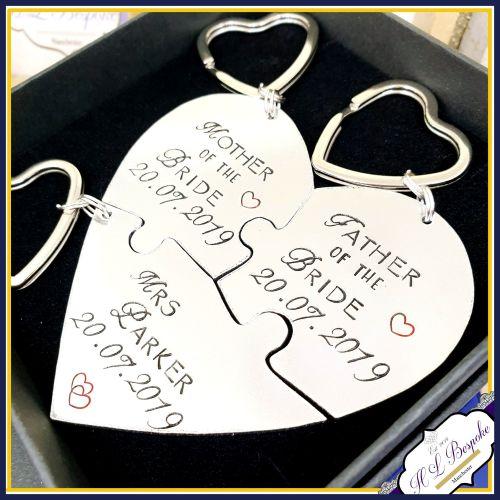 Personalised Wedding Gift Bundle - Wedding Group Gifts - Mother Of Bride Gi