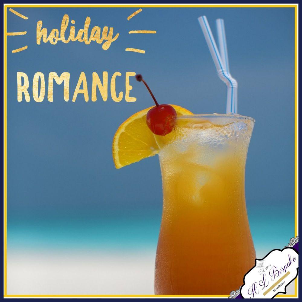 Holiday Romance Fruity Wax Melts - Highly Scented Mango Wax Tarts - Cocktai