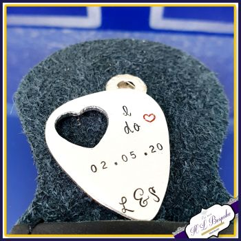 Wedding Guitar Pick - Music Groom Gift - Wedding Day Gift - Music Wedding Gift - I do gift - Groom Wedding Gift - Wedding Guitar Plectrum