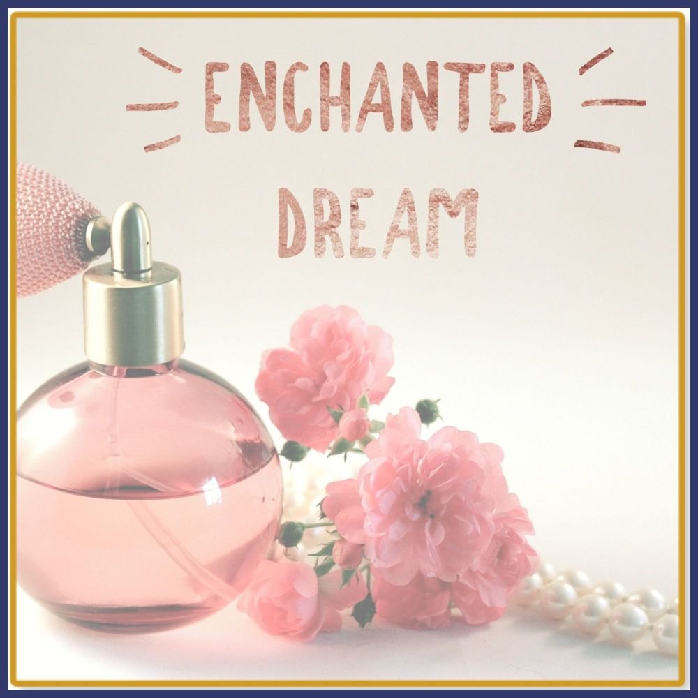 Enchanted Dream Soy Wax Melts - Highly Scented Perfume Inspired Wax Tarts -