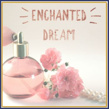 Enchanted Dream Soy Wax Melts - Highly Scented Perfume Inspired Wax Tarts - Floral Perfume Dupe Vegan Friendly Wax Mel - Dupe Mineral Melt
