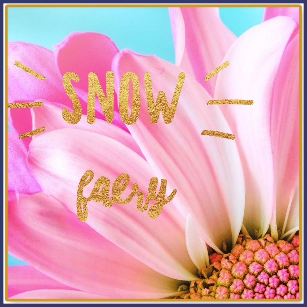 Snow Faery Soy Wax Melts - Highly Scented Fairy Wax Tarts - Lush Sweet Wax