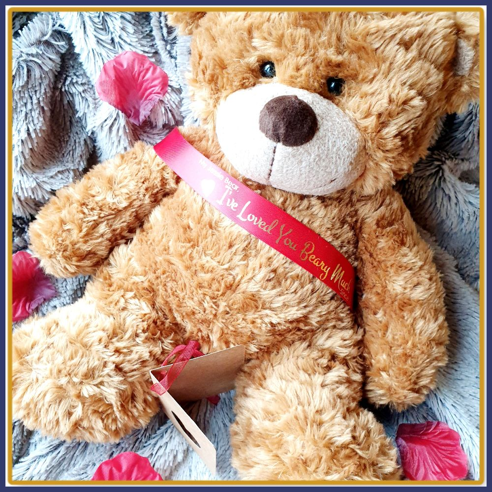 Shop For Personalised Teddy Bears