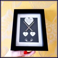 Screwing Together Since Frame - Adult Humour Valentines Gift - Couples Frame - Valentines Frame - Funny Valentine's Gift - Adult Humour Gift