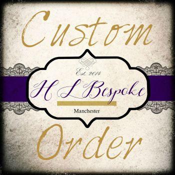 Custom Listing for Marie - Imelda
