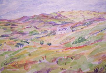 Skye landscape