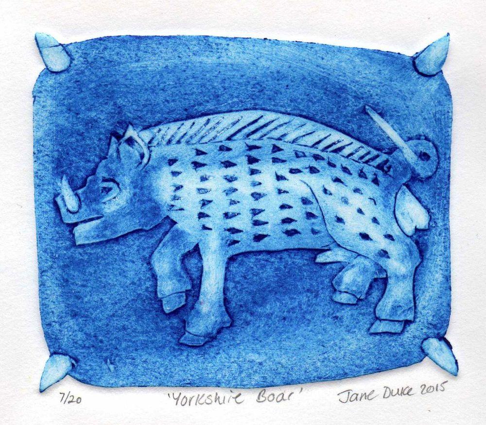 Yorkshire Boar