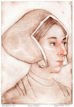 Anne Boleyn (2/40)