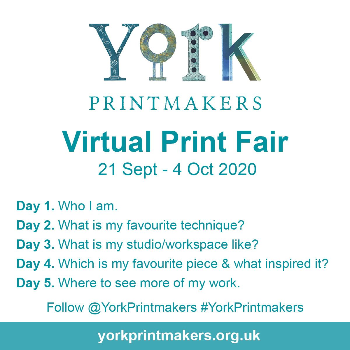 The programme for the virtual fair