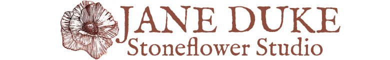 Jane Duke, site logo.