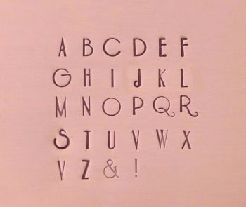 The Urban Beader Fonts - Welcome to Colour Pallett
