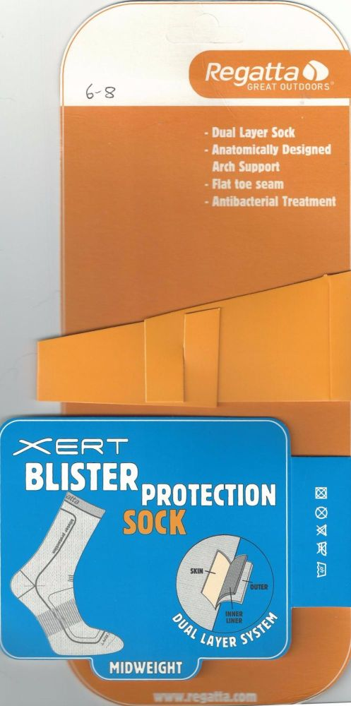 Blister Protection Socks