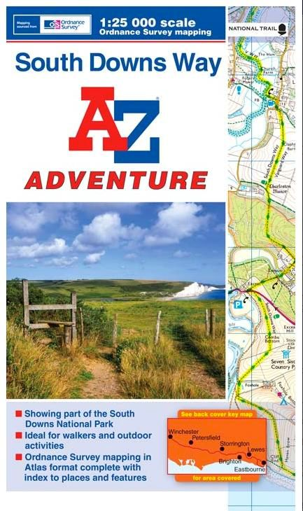 A Z TRAIL MAP