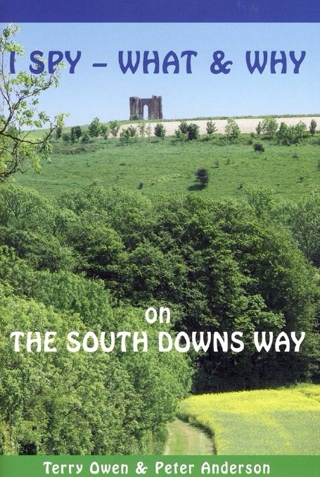 I SPY WHAT & WHY ON THE SOUTH DOWNS WAY