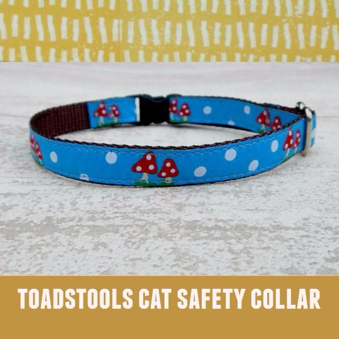 Cat Collar Toadstools
